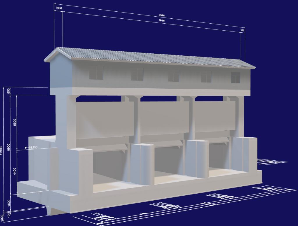 大谷川モデル2